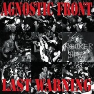 LP AGNOSTIC FRONT-Last Warning