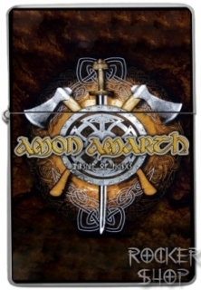 Zapaľovač AMON AMARTH-Axe Shield
