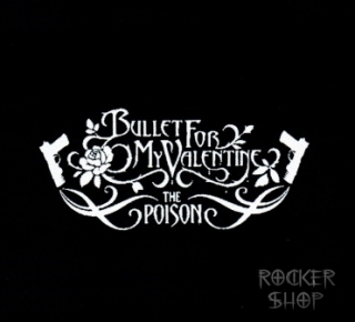 Nášivka BULLET FOR MY VALENTINE-Poison