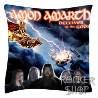 Vankúš AMON AMARTH-Deceiver Of The Gods