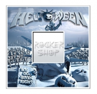 Zrkadlo HELLOWEEN-My God Given Right
