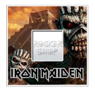 Zrkadlo IRON MAIDEN-Book Of Souls
