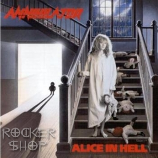CD ANNIHILATOR-Alice In Hell