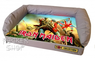Pelech MONTI pre psa IRON MAIDEN-Trooper