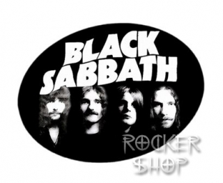 Podpivník BLACK SABBATH-Band