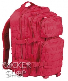 Ruksak ASSAULT red