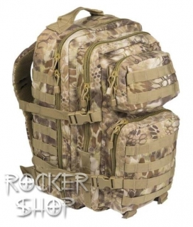 Ruksak ASSAULT mandra tan
