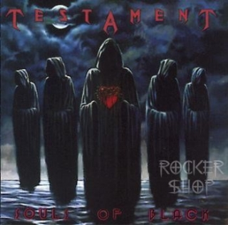 CD TESTAMENT-Souls Of Black