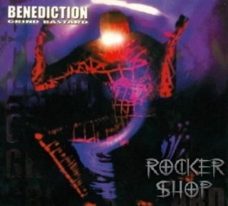 LP BENEDICTION-Grind Bastard