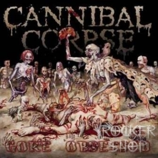 LP CANNIBAL CORPSE-Gore Obsessed
