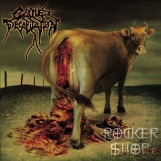 LP CATTLE DECAPITATION-Humanure