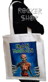 Taška IRON MAIDEN-Book Of Souls Blue