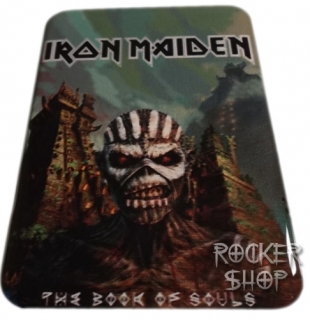 Nálepka IRON MAIDEN na mobil-Book Of Souls