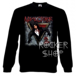 Mikina ALICE COOPER pánska-Welcome 2 My Nightmare
