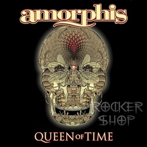 Nálepka AMORPHIS-Queen Of Time