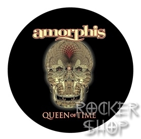 Odznak AMORPHIS-Queen Of Time