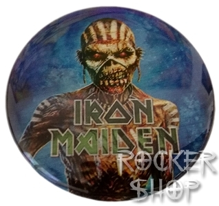 Magnetka IRON MAIDEN-Book Of Souls Eddie