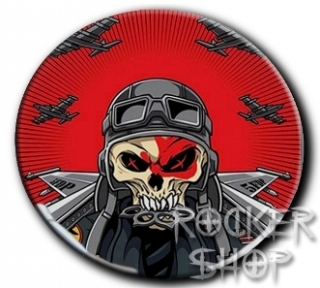 Magnetka FIVE FINGER DEATH PUNCH-Skull Pilot
