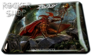 Magnetka EDGUY 3D-Monuments