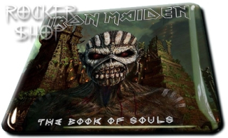Magnetka IRON MAIDEN 3D-Book Of Souls