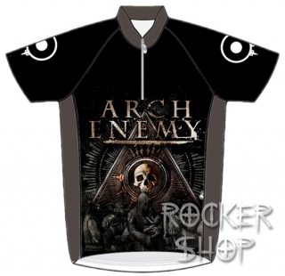 Dres ARCH ENEMY cyklistický-War Eternal