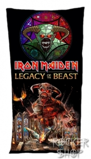 Osuška IRON MAIDEN-Legacy Of The Beast Eddie