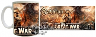 Hrnček SABATON-Great War