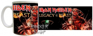 Hrnček IRON MAIDEN-Legacy Of The Beast Eddie