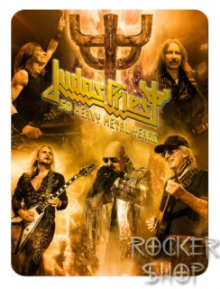 Nažehľovačka JUDAS PRIEST-Band