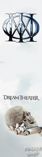 Záložka DREAM THEATER-Distance Over Time
