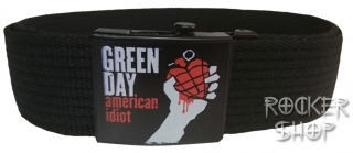 Opasok GREEN DAY-American Idiot