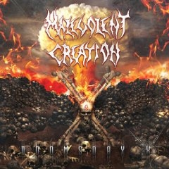 CD MALEVOLENT CREATION - Doomsday X