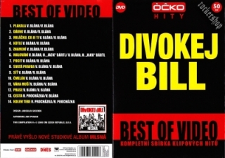 DVD DIVOKEJ BILL-Best Of Video
