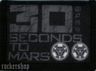 Peňaženka 30 SECONDS TO MARS-Logo